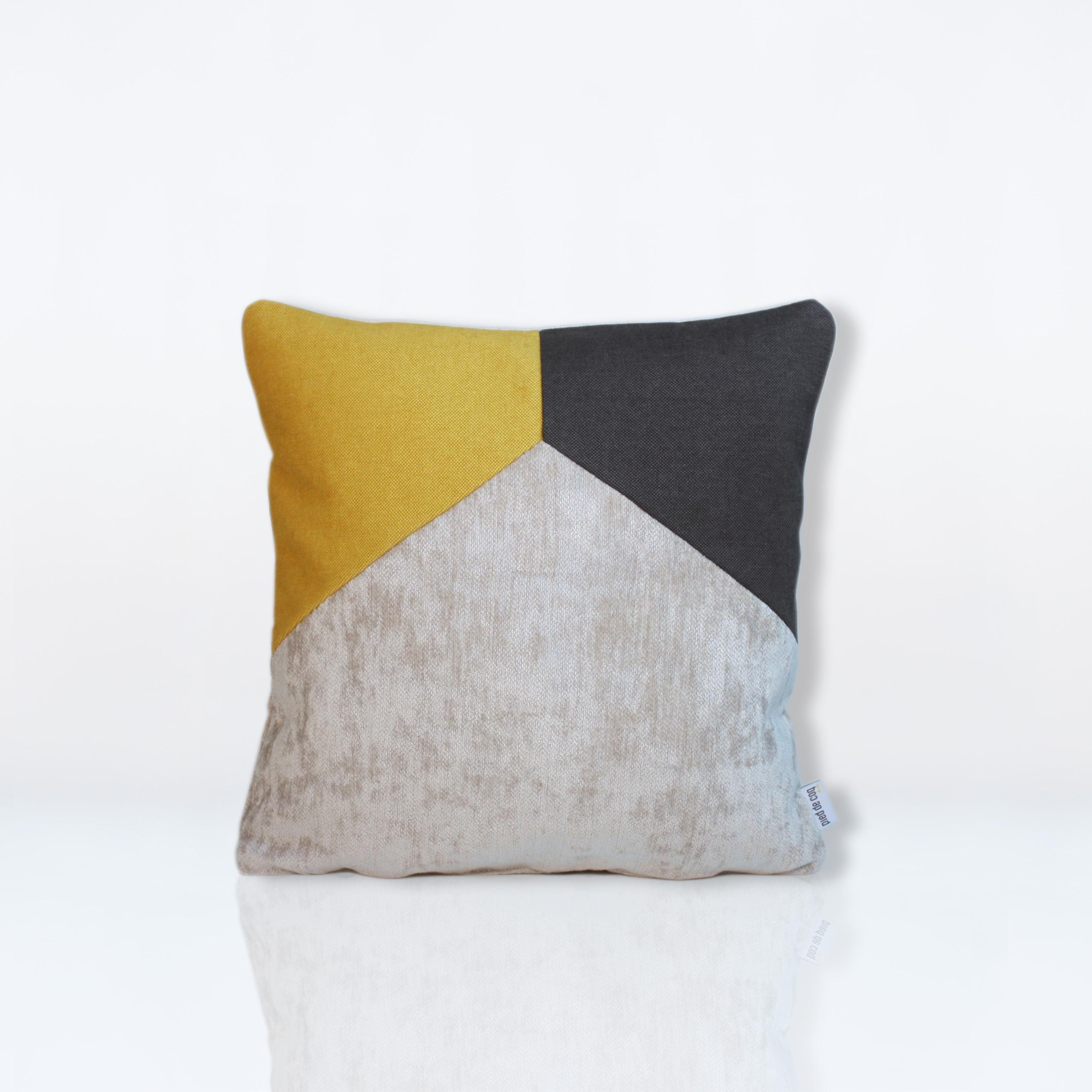 calvi jaune pied de coq. Black Bedroom Furniture Sets. Home Design Ideas